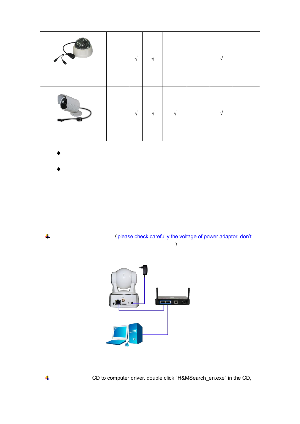 Installation guide, Ired connection to, Wired connection to