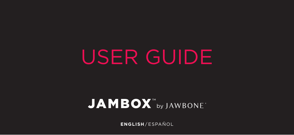 jawbone user guide free owners manual u2022 rh wordworksbysea com Jawbone Up 24 Aliph Jawbone Logo