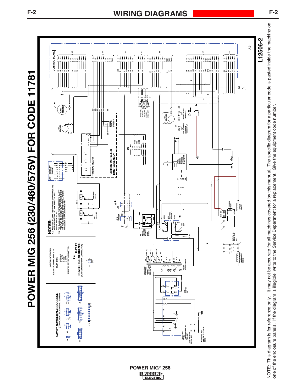 Wiring Diagrams  Enhanced Diagram  Power Mig