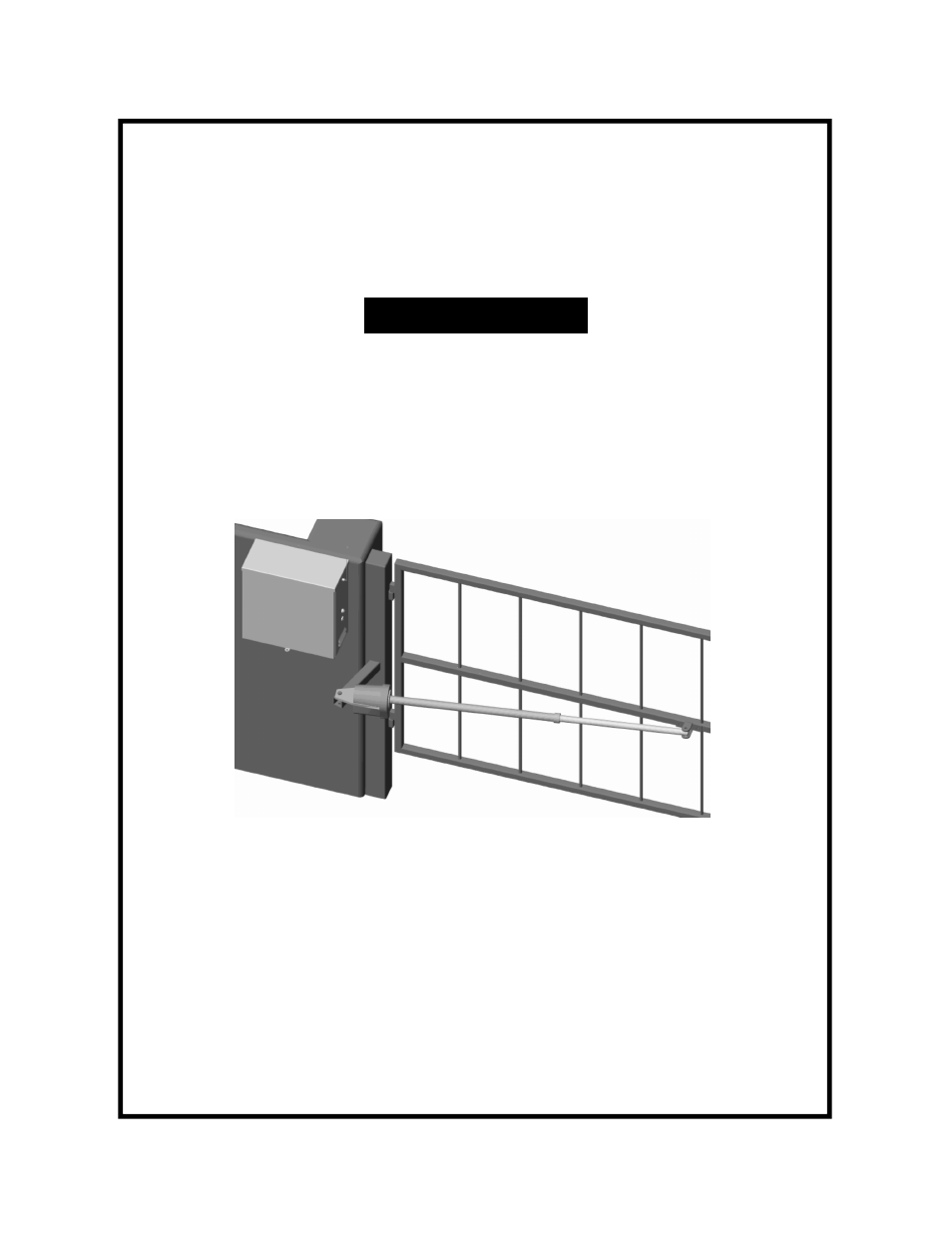 Apollo Swing Gate Operator 1600 User Manual 17 Pages