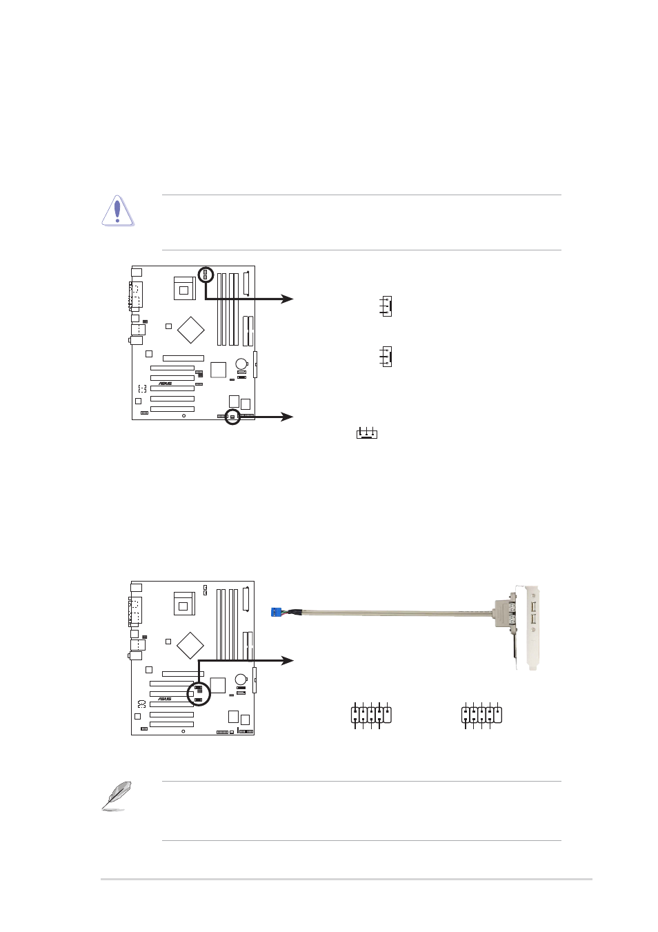 Asus P4S800D-X User Manual | Page 25 / 64 on usb circuit schematic diagram, usb 3.0 wiring-diagram, usb pinout diagram, usb header pinout, usb 3.0 pin diagram, usb cable wiring, usb connector schematic, usb motherboard diagram, usb wire diagram,