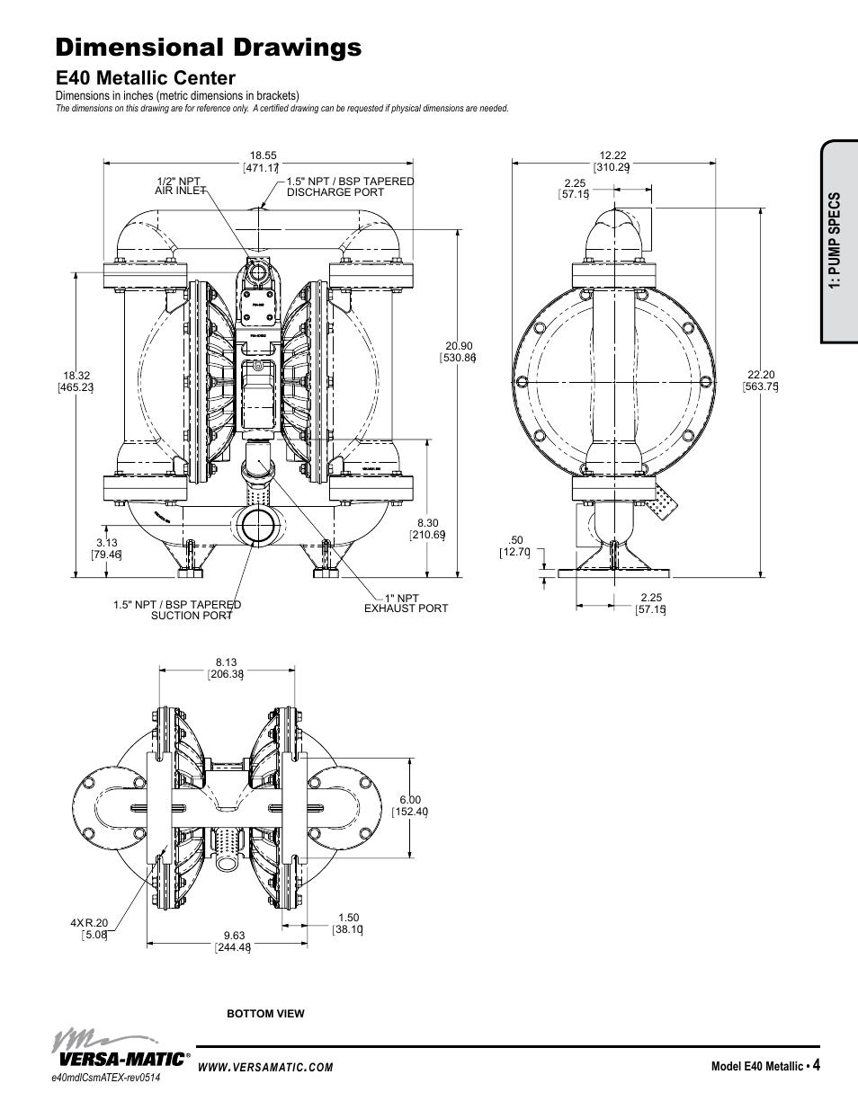 Versamatic Pump Diagram Wiring Diagram For You