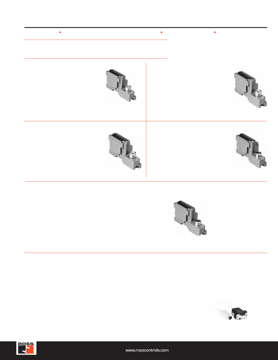 Turck modular industrial i/o system bl 67, Base modules for bl67 i/o