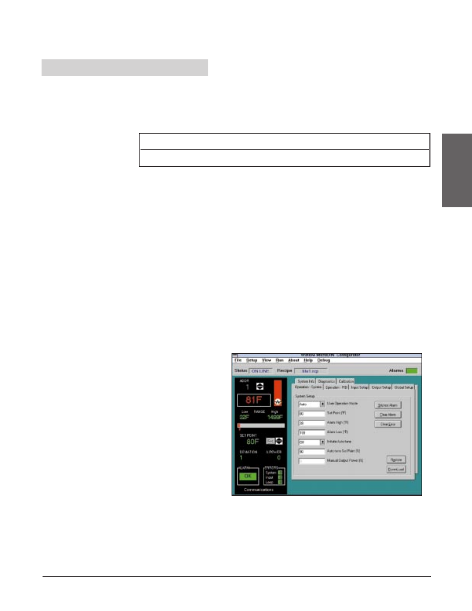 Serial Data Format Microdin Installation Wiring Tasks Modbus Rtu Communications Software Watlink Watlow User Manual Page 19 106