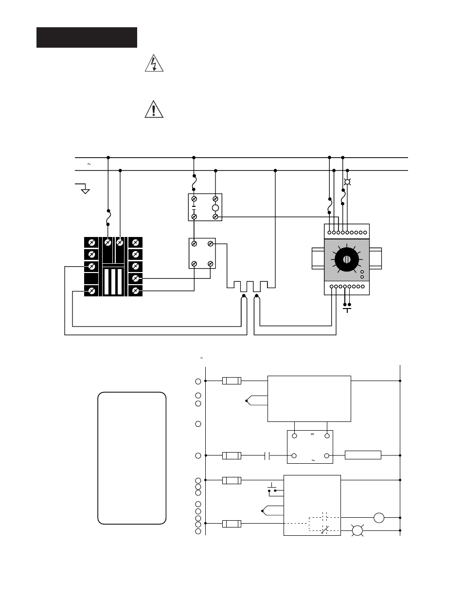 watlow-series-965-page12 System Schematics Diagram on samsung lcd tv, sony tv, computer circuit board, am tube radio, digital multimeter,
