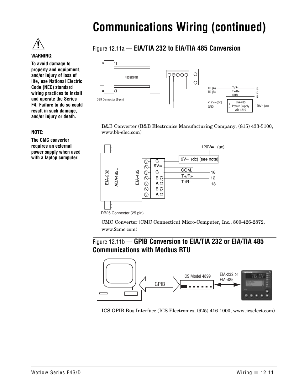 Watlow F Wiring Diagram on