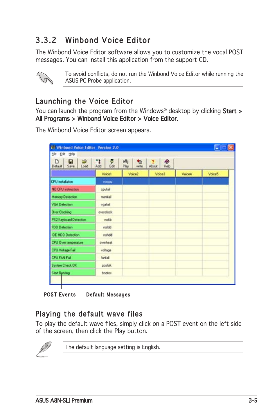 winbond voice editor