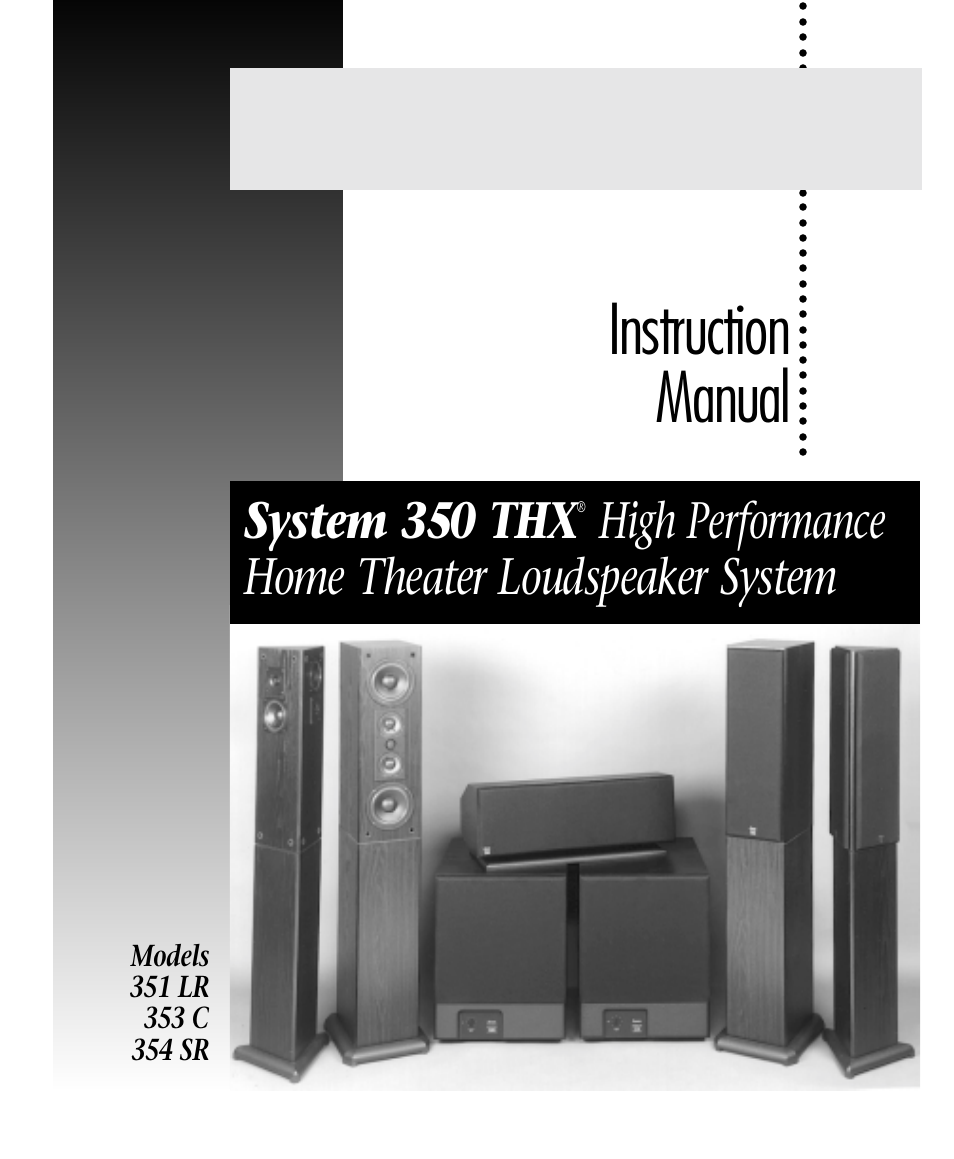 atlantic technology 350 thx user manual 8 pages rh manualsdir com Atlantic Theater Sign Atlantic Theater WW2