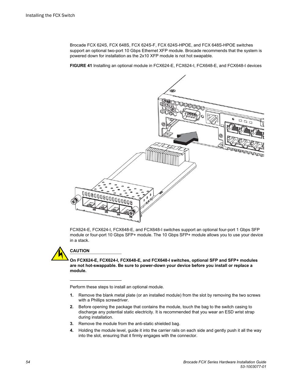 Brocade fcx648s configuration guide