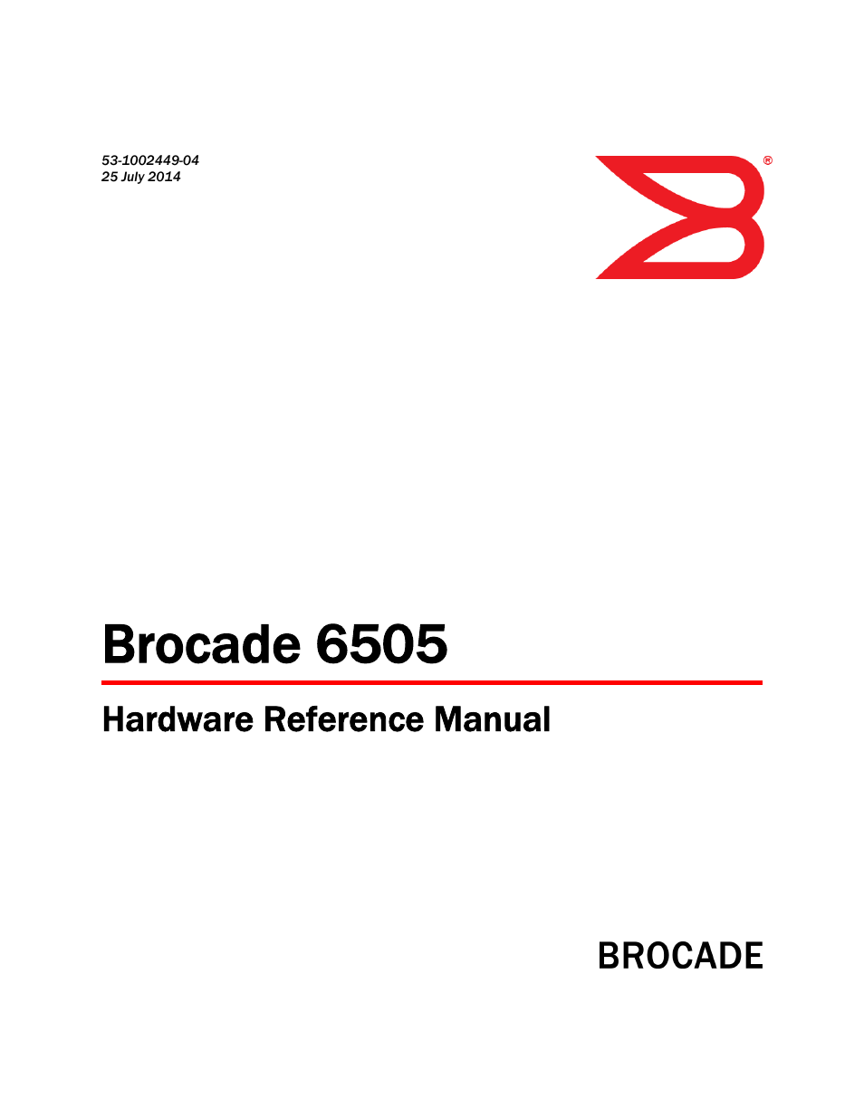 Brocade 6505 hardware reference manual user manual 66 pages xflitez Image collections