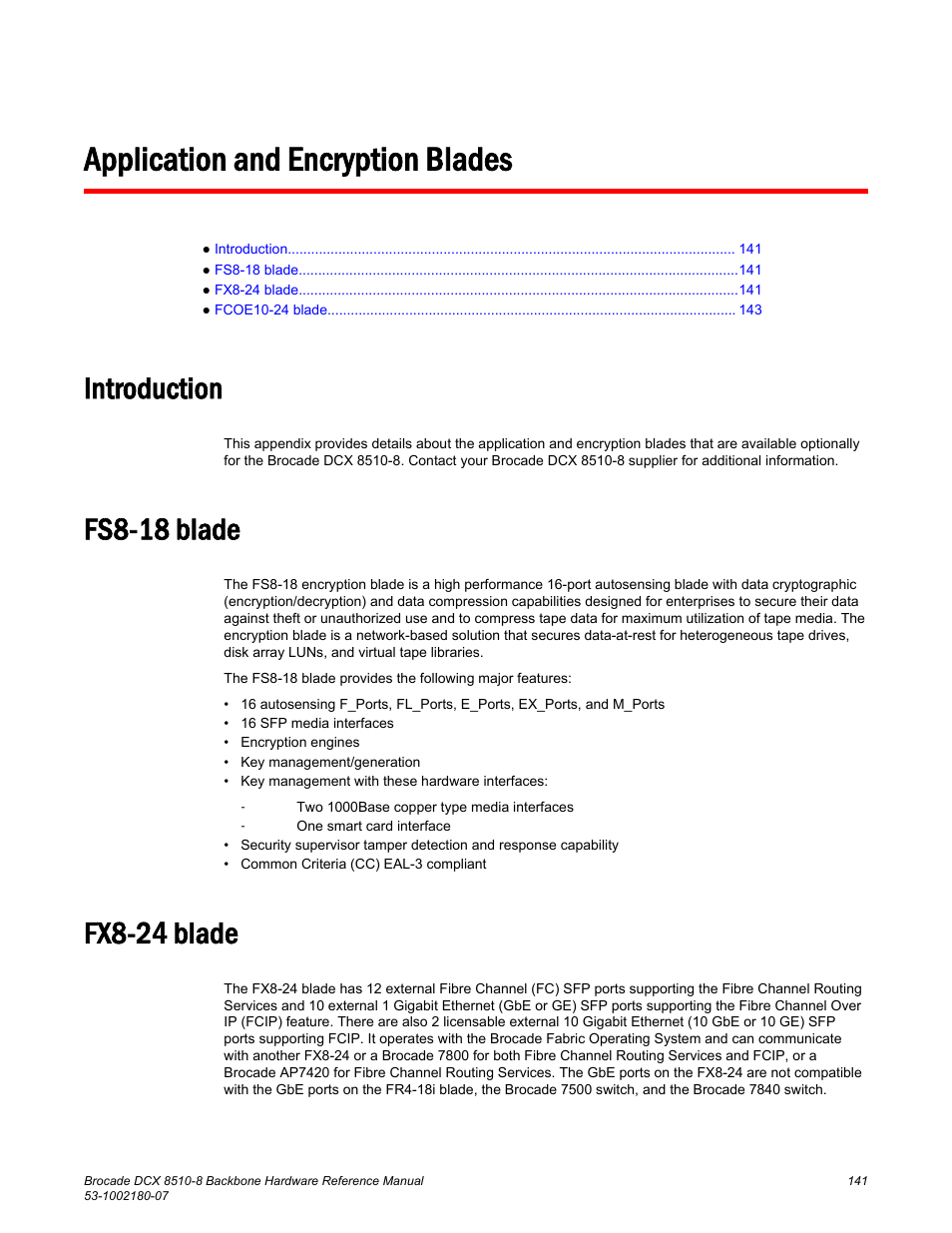 Application And Encryption Blades  Introduction  Fs8