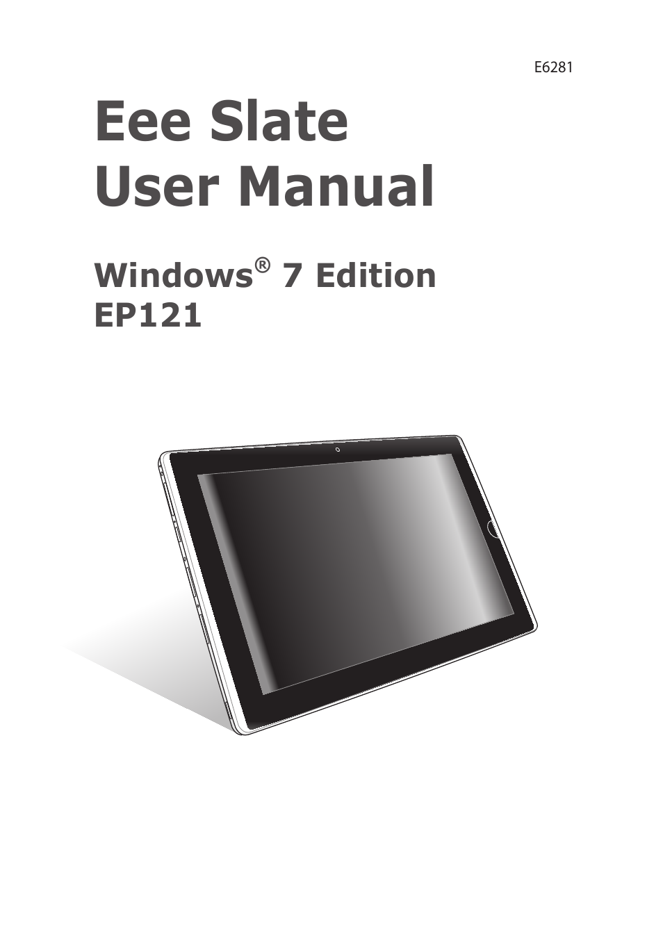 asus eee slate ep121 user manual 46 pages also for eee slate e6281 rh manualsdir com Asus Eee Slate Cases Asus Eee Pad Memo