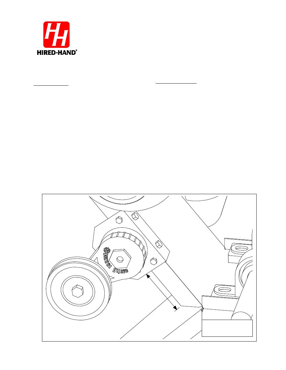 Belt Tensioner Diagram