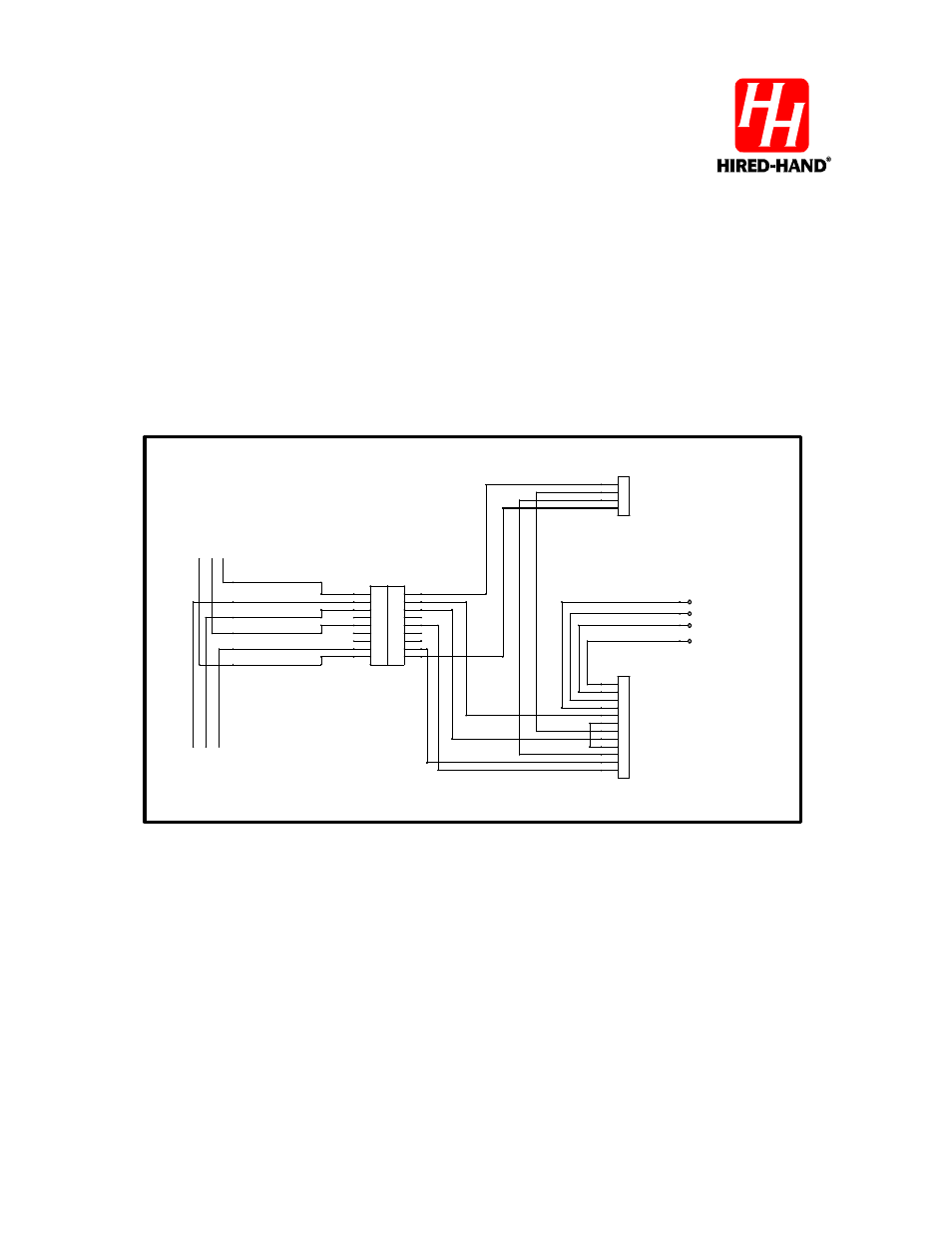 3 Wire Limit Switch Diagram Circuit Schematic Ac Inductive Proximity Wiring Hired Hand Powertrak Harness User Manual 1 Page Load Cell
