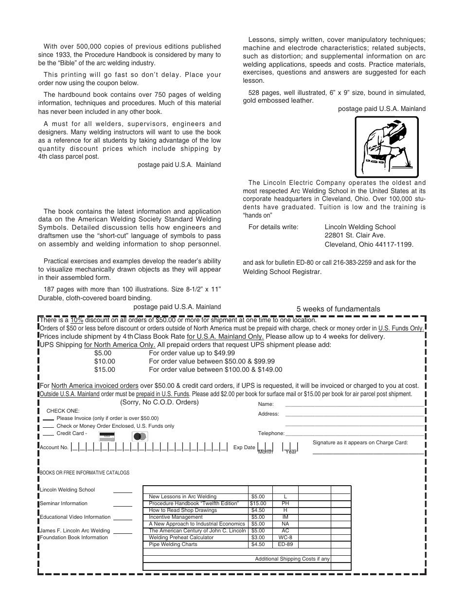 How to read shop drawings, New lessons in arc welding, Need welding  training |