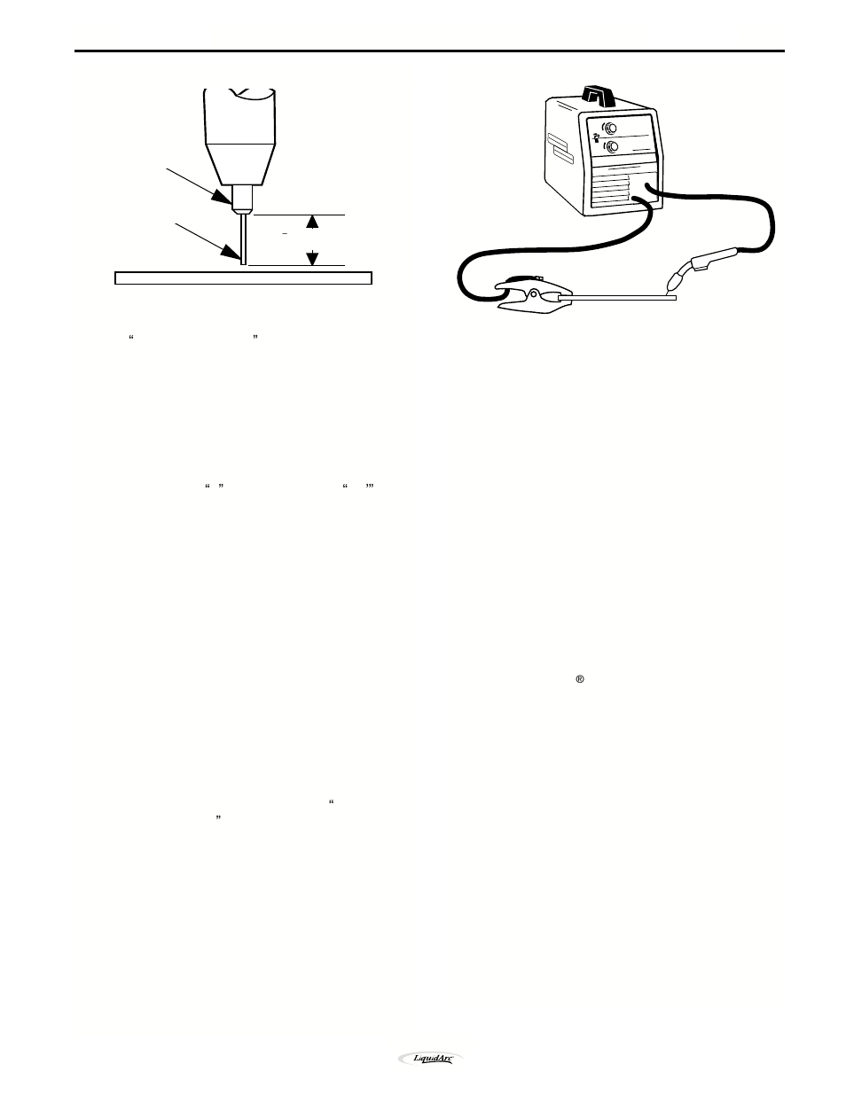 Operation, Process guidelines | Lincoln Electric IM711 HANDY MIG ...