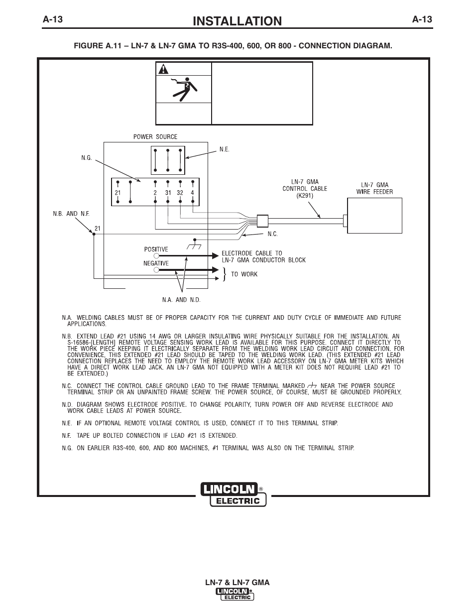 Lincoln Ln7 Wiring Diagrams Wiring Diagram