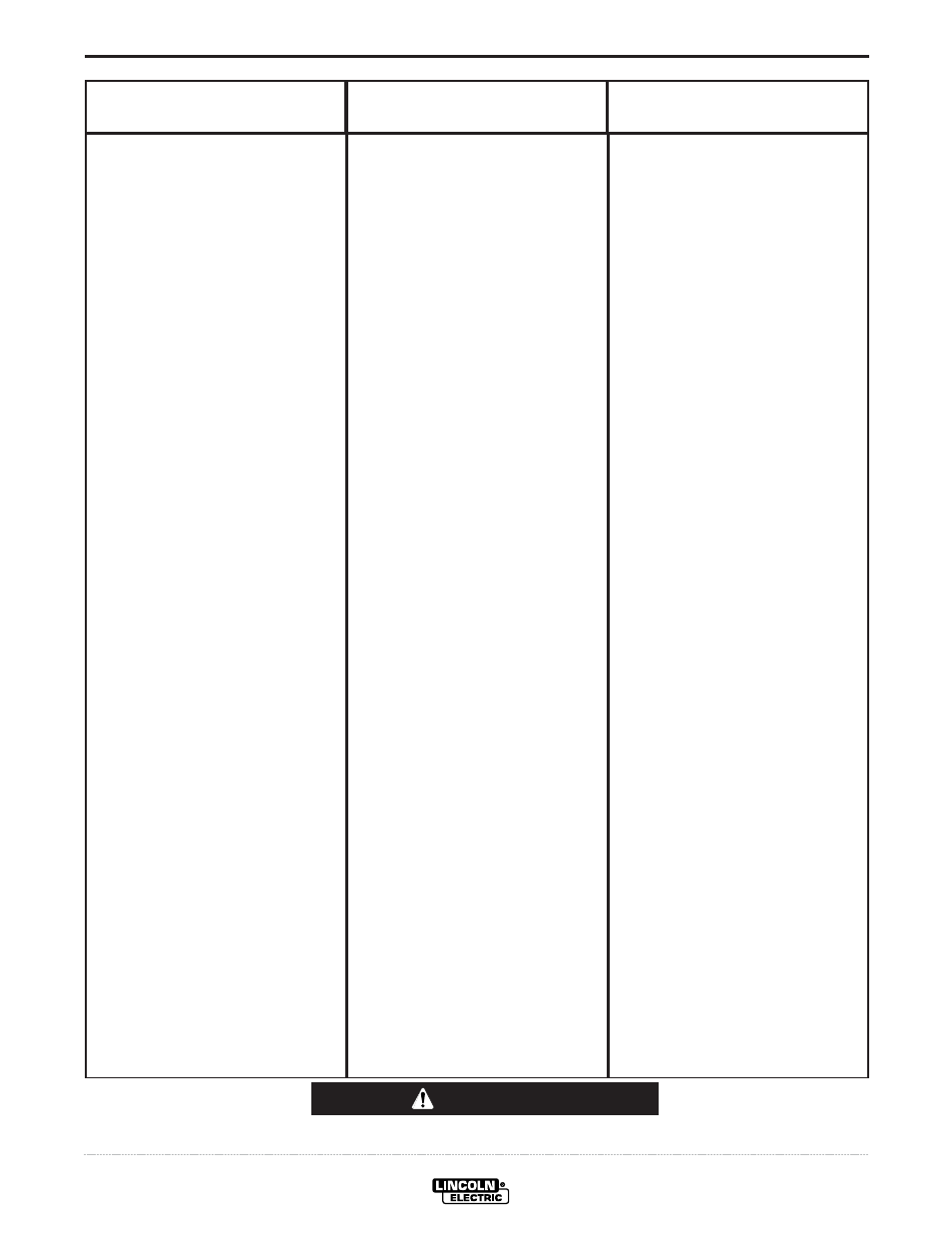 Troubleshooting, Caution | Lincoln Electric IM637 PRO-CUT 55 User Manual |  Page 26 / 40