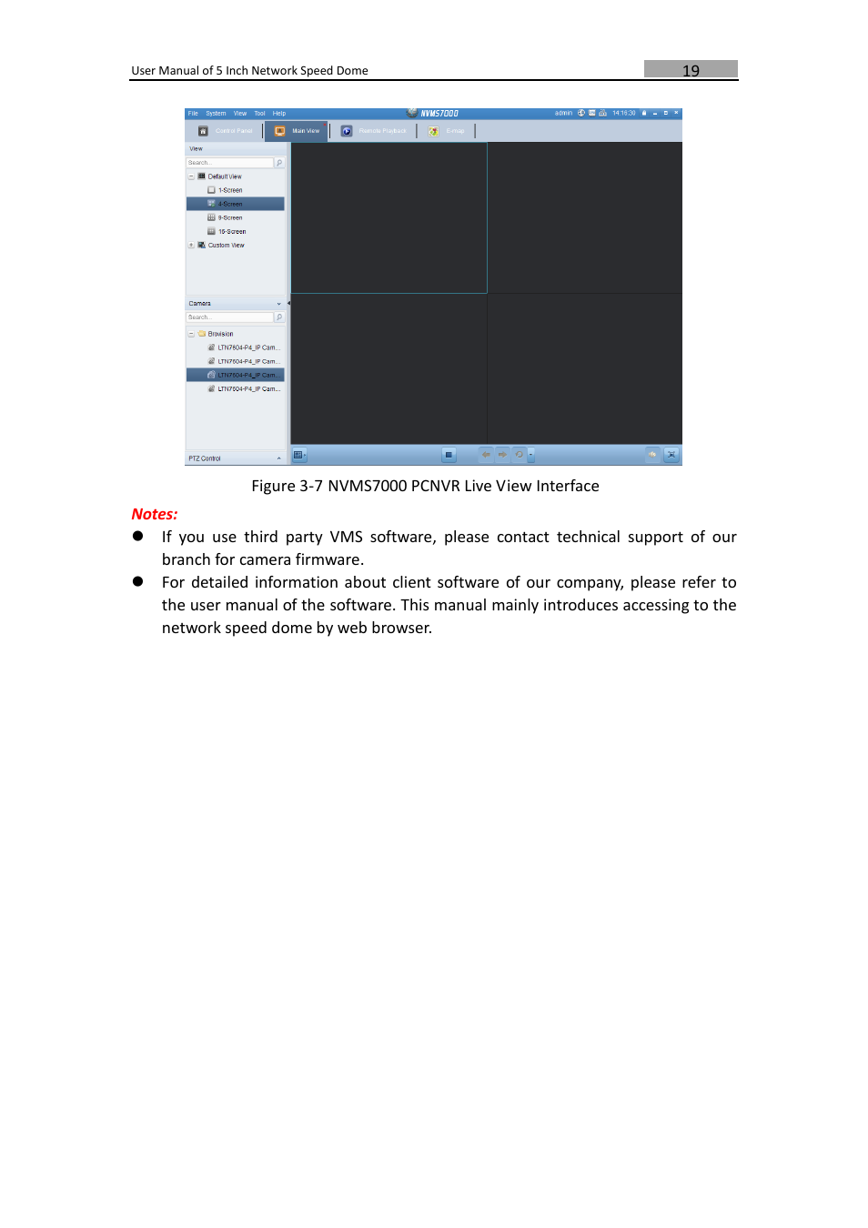 LT Security PTZIP772X20IR User Manual | Page 20 / 94 | Also