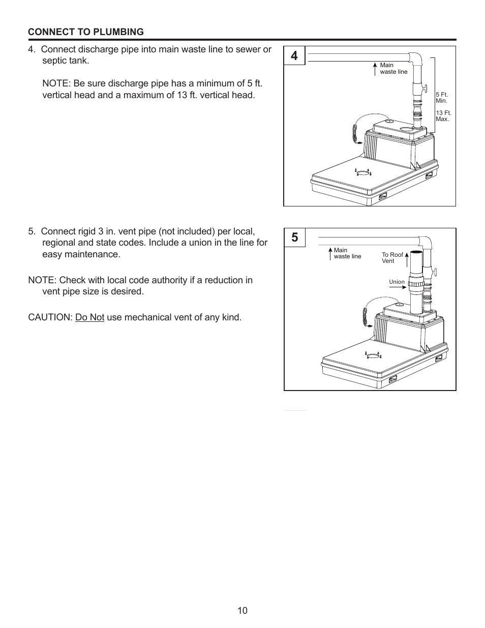 Star Water Systems S1101 User Manual | Page 10 / 38