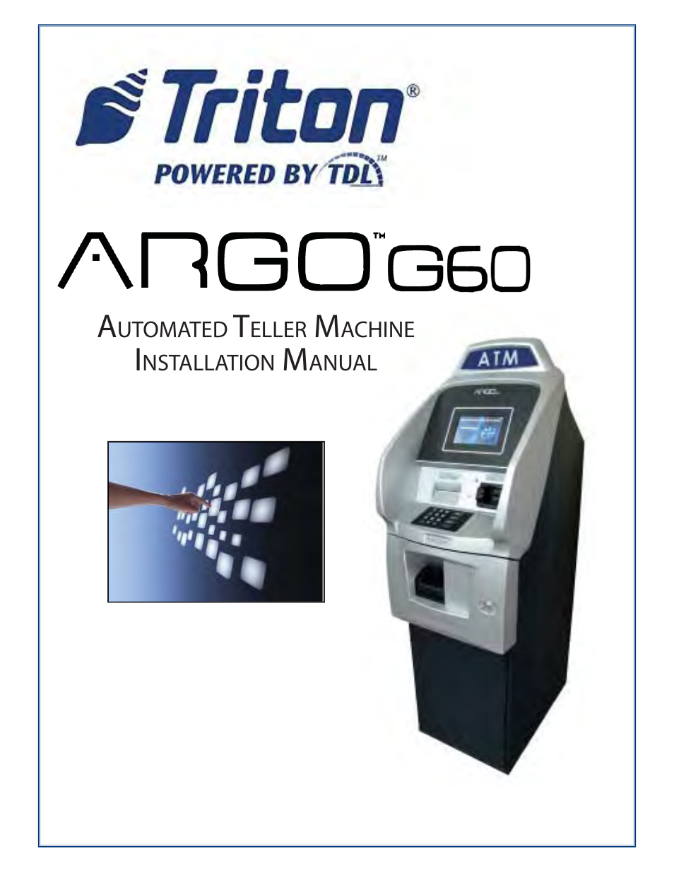 Triton argo g60 installation manual user manual 31 pages publicscrutiny Image collections