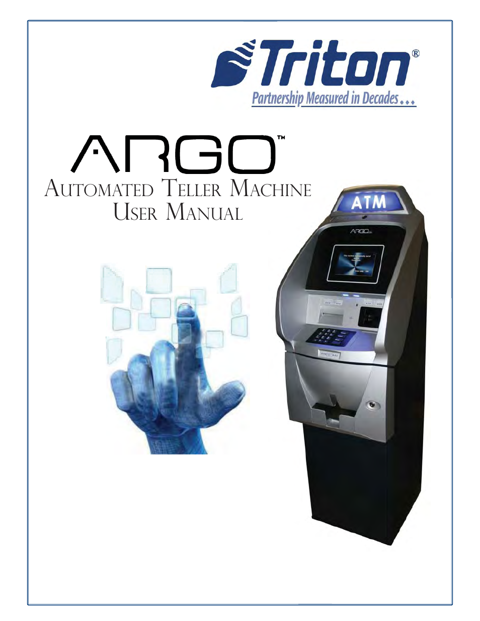 Triton argo user manual user manual 97 pages publicscrutiny Image collections