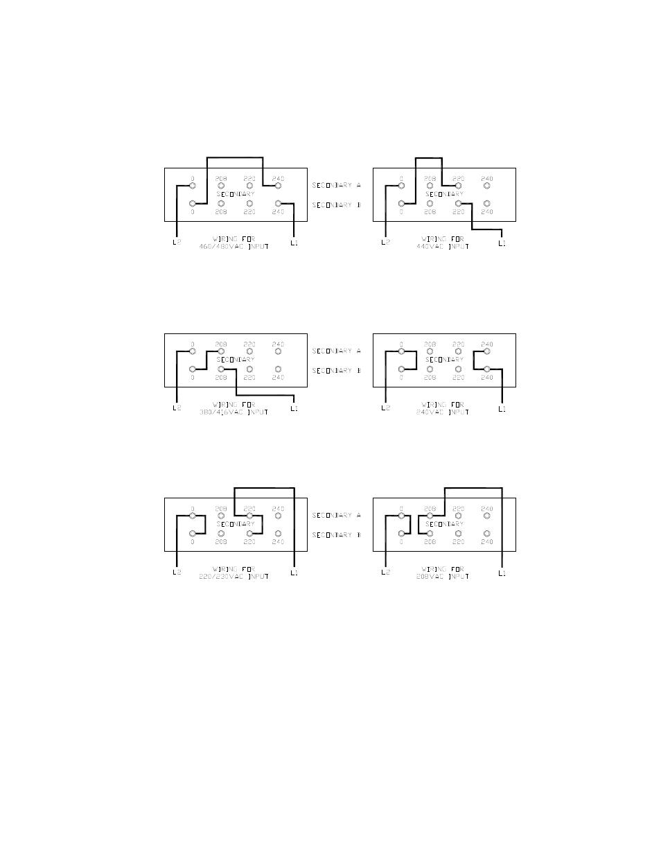 6 transformer wiring diagram, 6 transformer wiring diagram -3, Igure |  Walker Magnetics SMART-D SERIES User Manual | Page 12 / 42