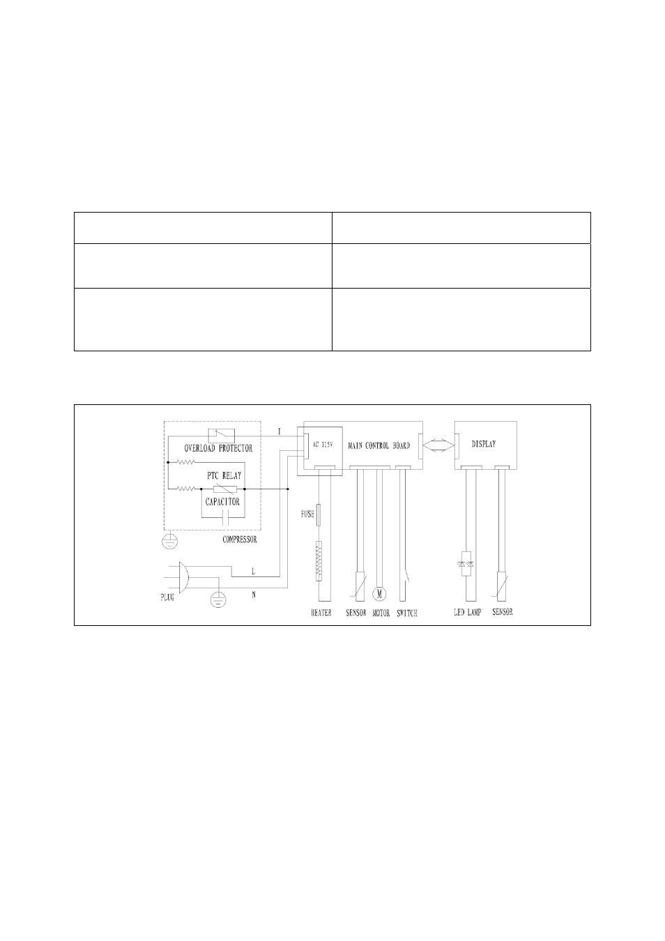 Avanti Refrigerator Wiring Diagram Electrical Mg Zr Ignition Diagrams Schematics Service For Your Appliance Products Customer Garelli
