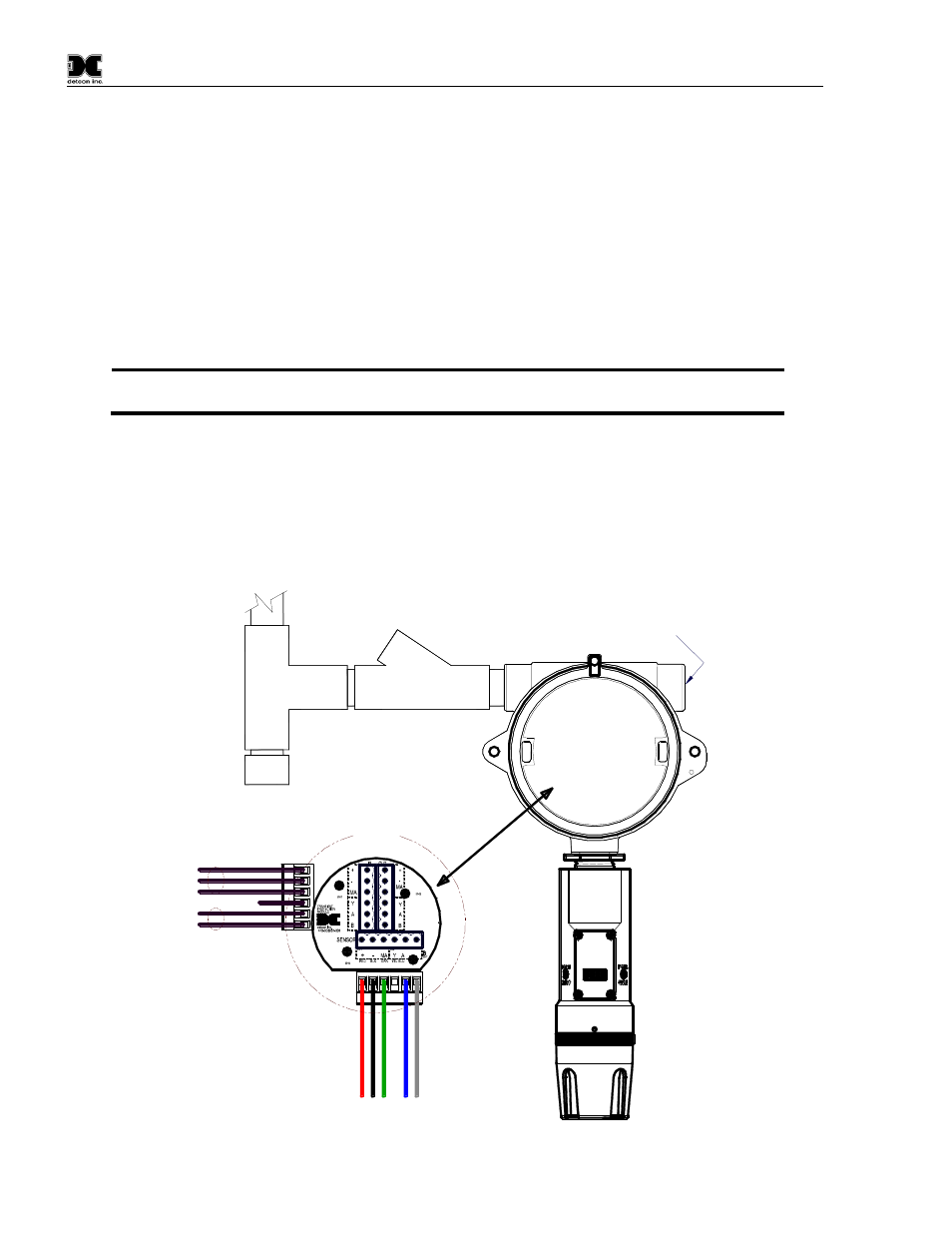 5 electrical installation, Figure 7 typical installation | Detcon TP-700 User Manual | Page 12 / 48