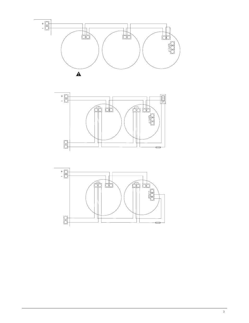 Edwards Smoke Detector Wiring Diagram Library Brian James Trailer Testing The Removing Signaling Esl 500n Series User Manual