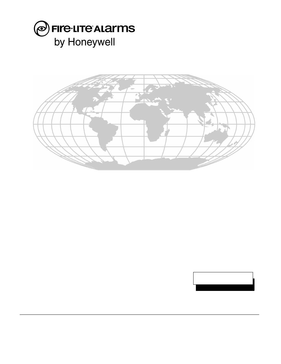 Fire-Lite MS-25E Addressable Fire Control Panel User Manual