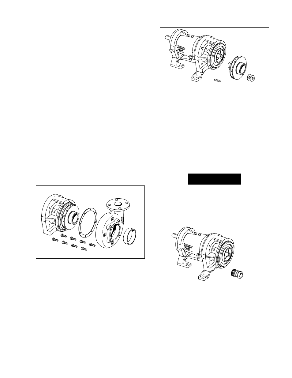 Caution | Aurora of America 342A User Manual | Page 3 / 10