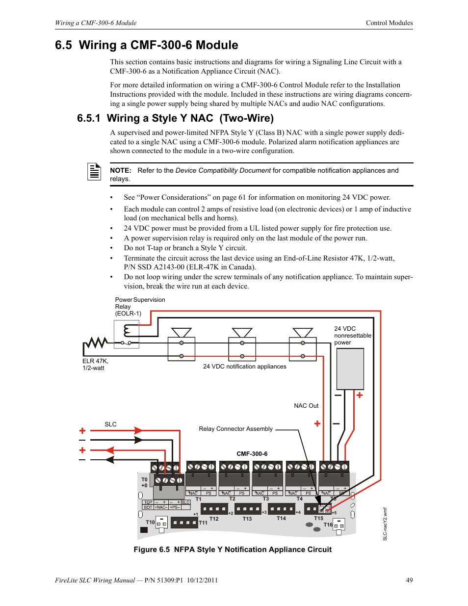 Class B Notification Appliances Wiring - Wiring Diagram •