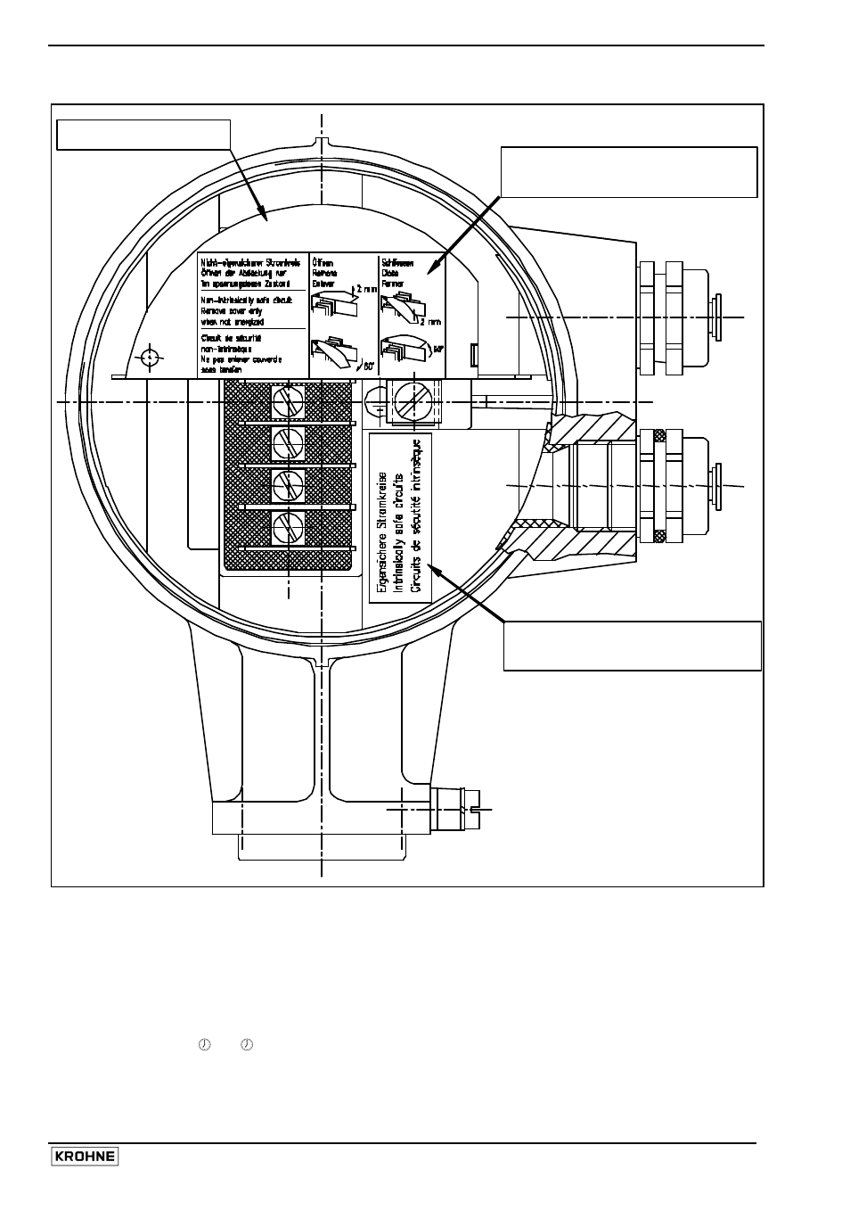 Krohne Magnetic Flow Meter Wiring Diagram