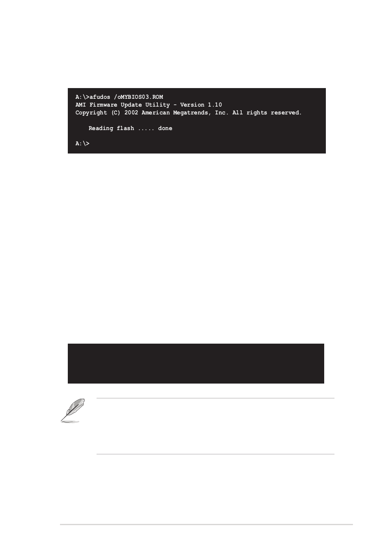4 using asus ez flash to update the bios | asus k8v-x se user.