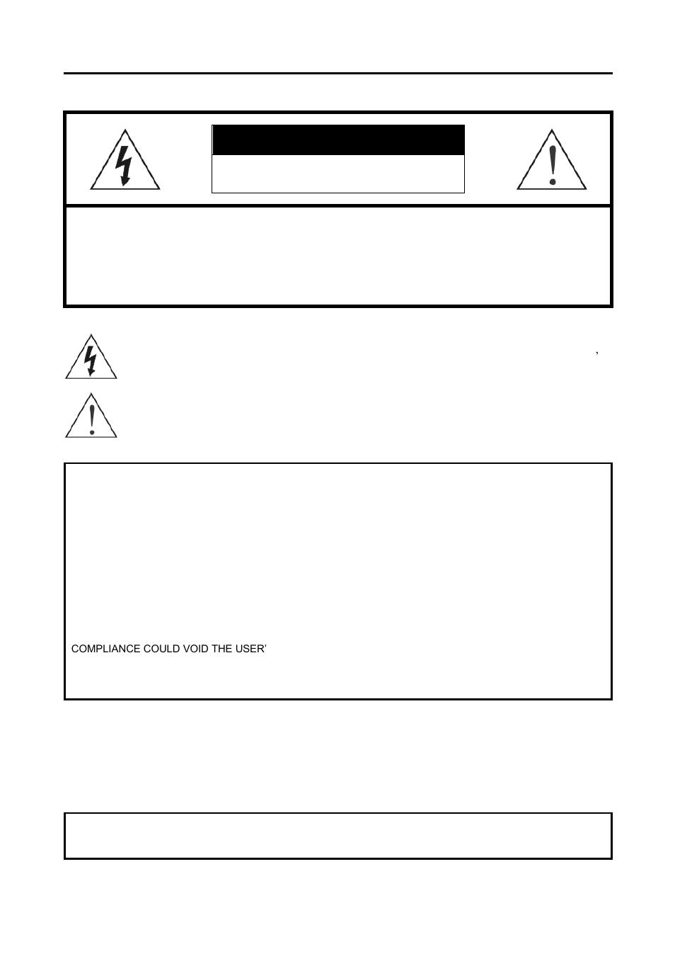 warning compliance notice of fcc revo r4cmb 500 user manual rh manualsdir com Revo III Adj Revo 3