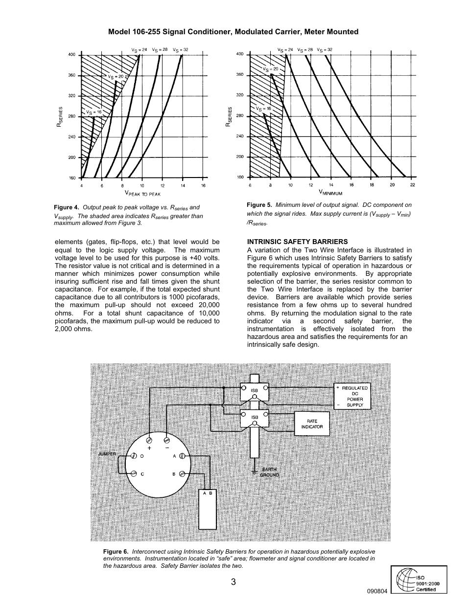 Badger Meter 106 3 Manual Guide