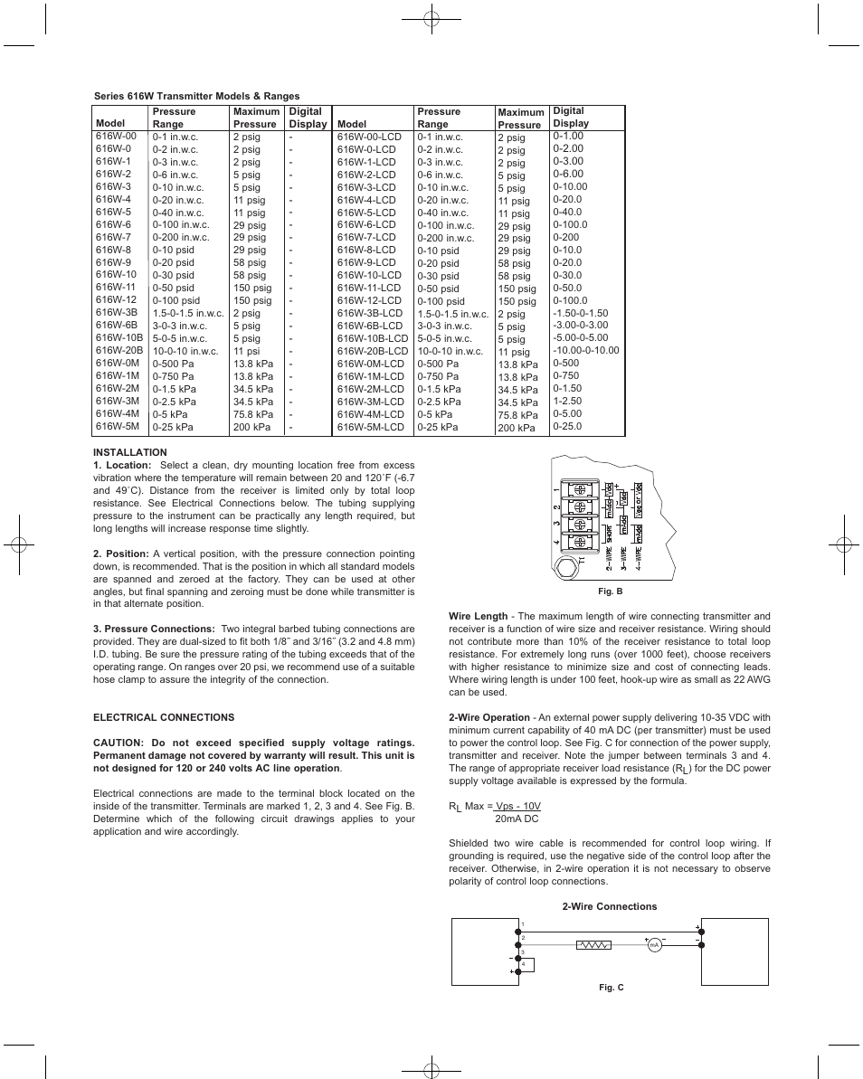 Luxury Pressure Transmitter Wiring Diagram Sketch - Wiring ...