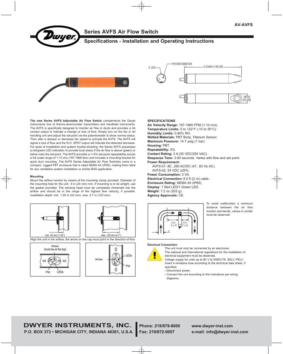 Dvstv Wh Wiring Diagram 23 Images Diagrams Light And Exhaust Fan Switch For 1 Powering Selv 30p Dwyer Avfs Page1 Lutron At Cita