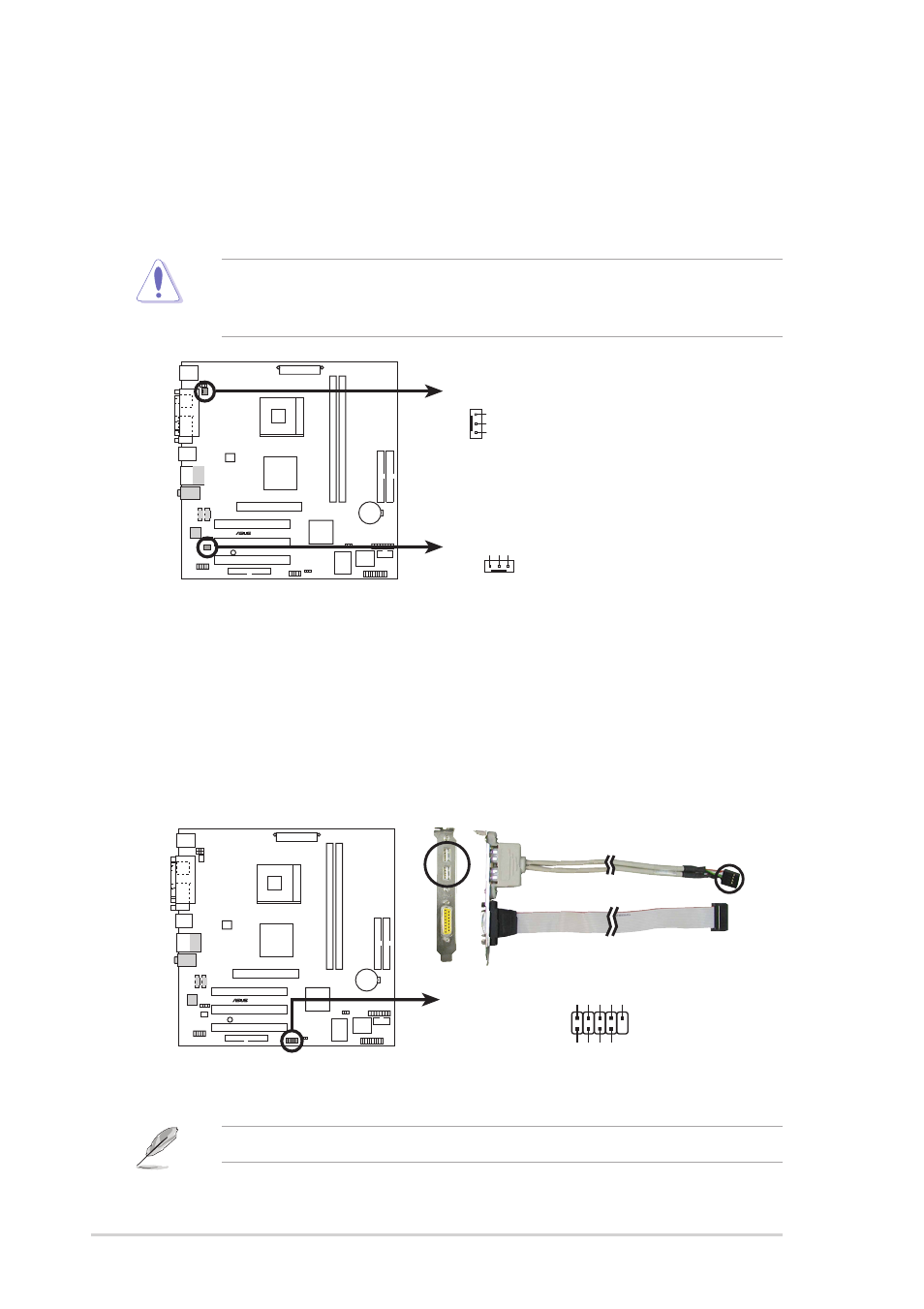 20 Chapter 1 Product Introduction P4sp Mx Se Fan Connectors Usb Motherboard Plug Wiring Diagram On 2 0 Connection Cpu Fan1 Cha Asus User Manual Page 28 64
