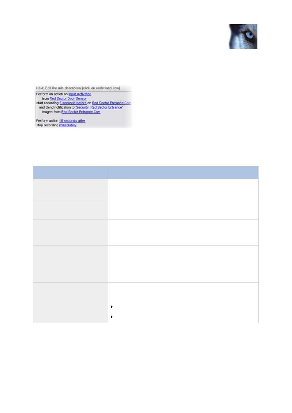 Notification profile (properties) | Milestone XProtect
