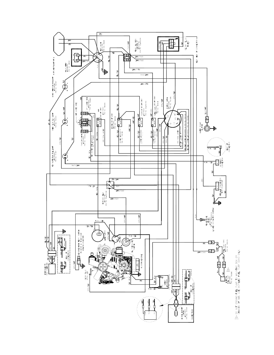 86037630 Pgs 8-84and 8-85  Wiring Diagram