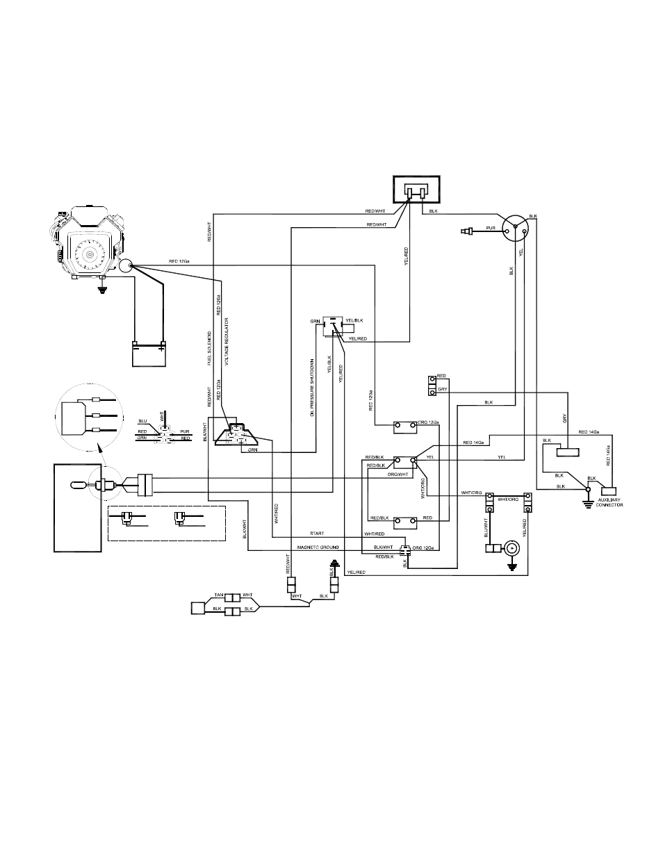 Pg wiring diagram prochem legend xl
