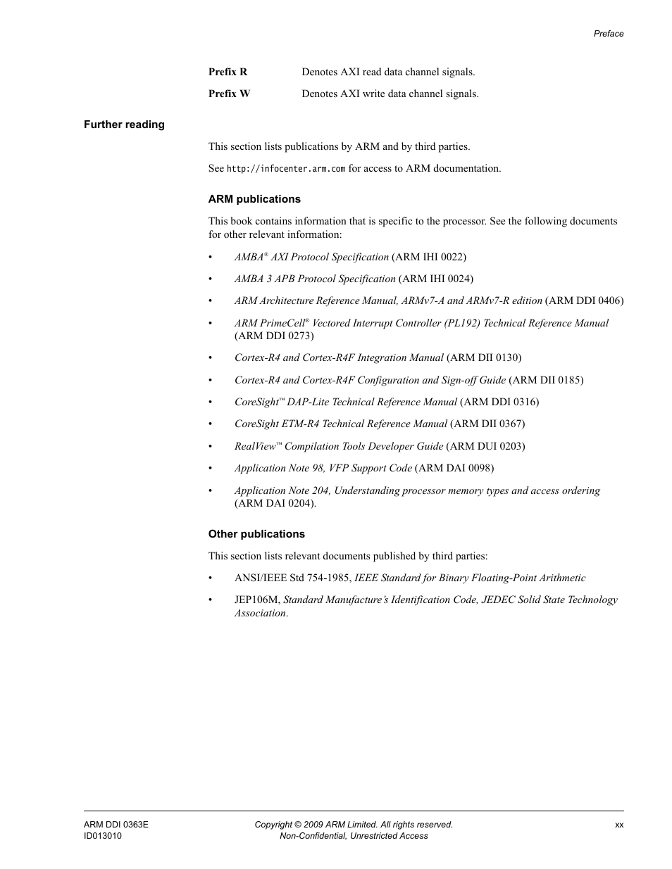 further reading arm cortex r4f user manual page 20 456 rh manualsdir com arm coresight trace memory controller technical reference manual Dap Arm