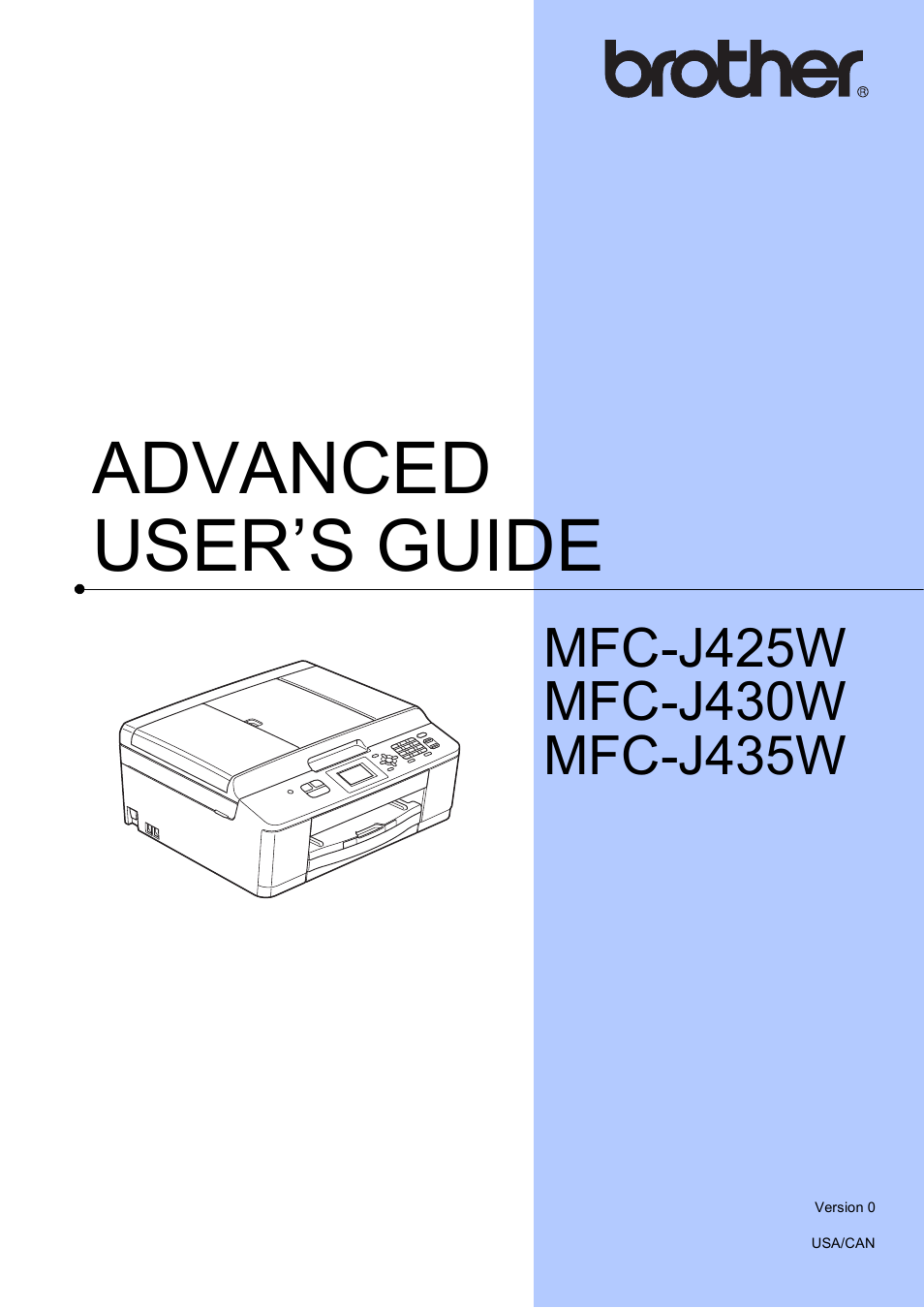 brother mfc j435w user manual 47 pages also for mfc j425w mfc rh manualsdir com Brother MFC 9010Cn Honey 05 MFC