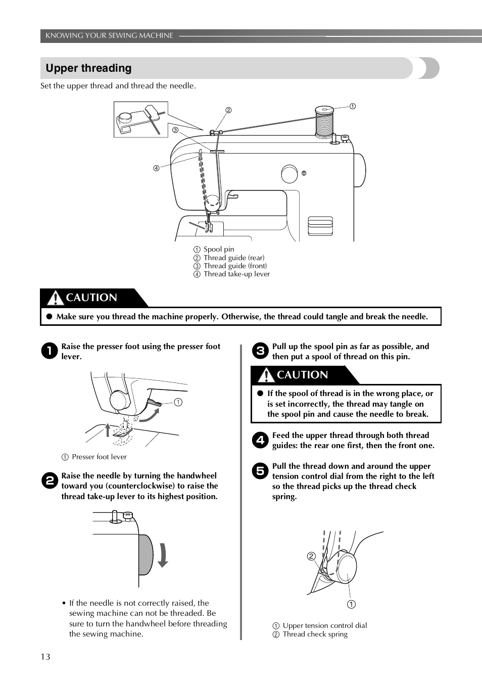 Brother Instruction Manual - Sewing Parts Online
