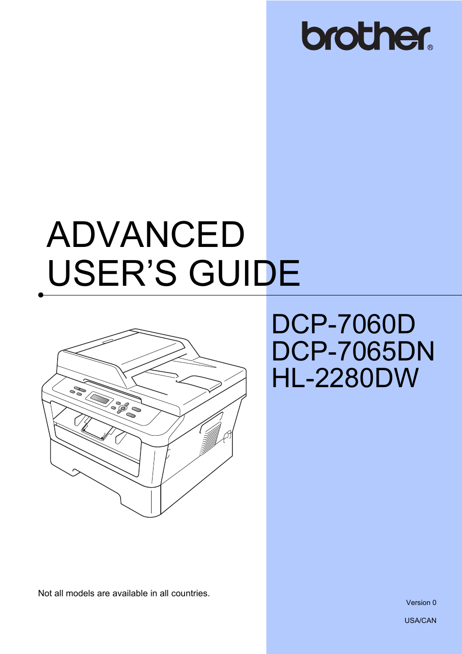 brother hl 2280dw user manual 33 pages also for dcp 7060d dcp rh manualsdir com brother hl-2280dw manual feed brother hl 2380dw manual