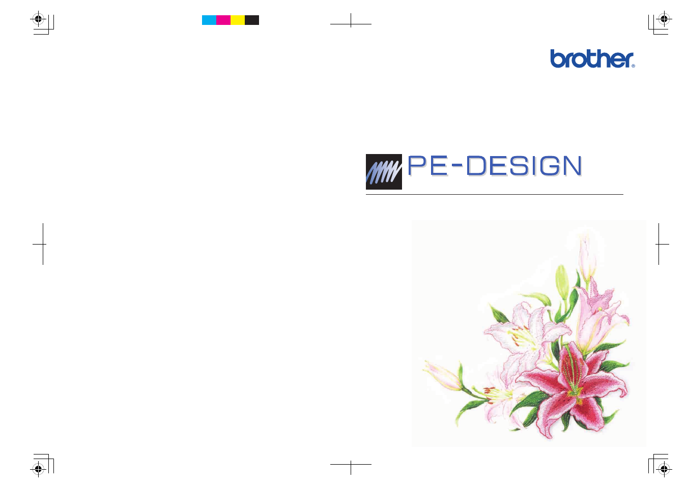 Brother Pe Design 8 User Manual 16 Pages