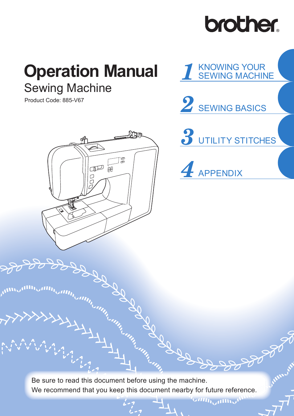 Empisal Sewing Machine Manual PDF - oldpm.umd.edu