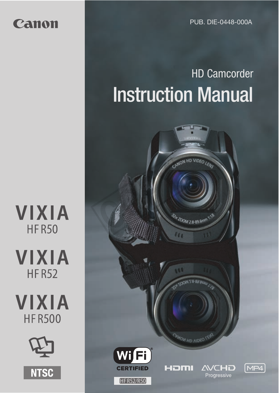 canon vixia hf r52 user manual 200 pages also for vixia hf r50 rh manualsdir com canon vixia hv30 manual canon vixia manual hf r800